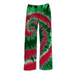 American Mills Tie-Dye Lounge Pants Sweats Joggers